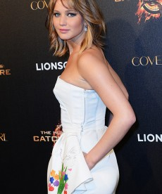 Jennifer Lawrence Looking Absolutely Gorgeous At Cannes