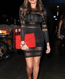 Jessica Wright Is A Sexy Kitty
