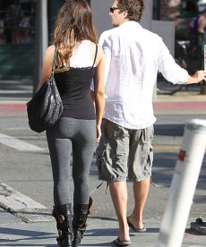 Kate Beckinsale And Her Fantastic Ass In LA