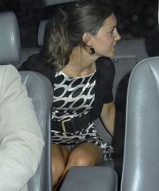 Recent Kate Middleton Upskirt