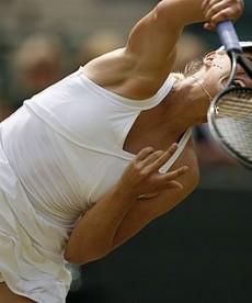 Maria Sharapova Upskirt Shots
