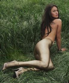 Megan Fox Looks Unbelievable.