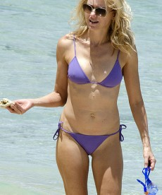 Naomi Watts And Liev Schreiber In Barbados