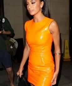 Nicole Scherzinger Looks A Bit Sleepy But Still Hot