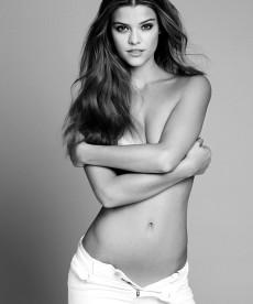 Sexy Nina Agdal Topless Pics