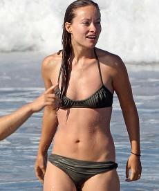 Olivia Wilde In Sexy Bikini