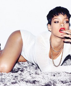 Super Sexy Rihanna Shots