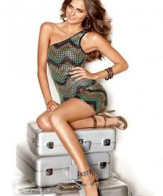 Sexy Xenia Deli Fashion Shoot